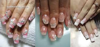 inspiring wedding nail art designs u0026 ideas 2014 fabulous nail