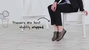 how to wear lace up flat shoes clarks youtube
