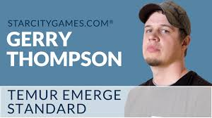 Zoo Deck Mtg Standard by Standard Temur Emerge With Gerry Thompson Round 3 Mtg Youtube