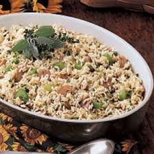 rice dressing recipe taste of home