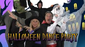 halloween songs for kids halloween dance party halloween songs