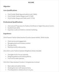 Retail Assistant Resume Example by Sales Assistant Resume Templates 7 Free Word Pdf Format