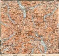 Lake District England Map by Free Maps Of London And England