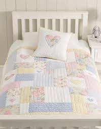Girls Patchwork Bedding by Children U0027s Bed Linen Stylenest