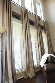 Curtains For Large Windows Inspiration Catchy Curtains For Large Windows And 25 Best Window Wide