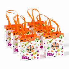 Halloween Gift Wrap - halloween treats mini treat bags set of 6 gift bags wrap u0026 bags