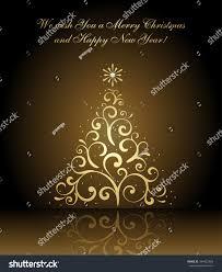 we wish you merry happy stock vector 344922869