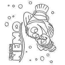 40 finding nemo coloring pages free printables free printables