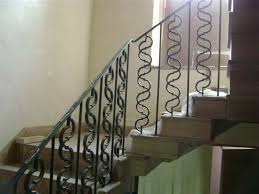 Design For Staircase Railing Stair Railing Designs Sustainablepals Org