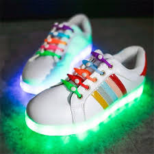 rainbow light up shoes 14 best zapatillas led images on pinterest light up shoes