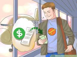 travel expenses images 3 ways to claim travel expenses wikihow jpg