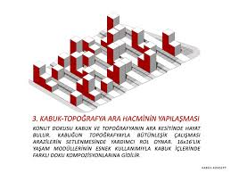 gallery of istanbul kayabasi housing design competition