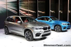 2015 bmw x5 m u0026 x6 m first impressions from the la auto show