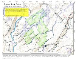 Walter Reed Map St Lawrence County U2013 Andy Arthur Org