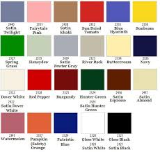 krylon fusion color card another one stoopid spray paint my