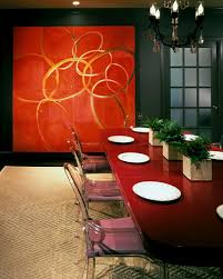Red Home Decor Decorating With Black Hgtv