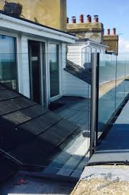 Glass Banisters Experts In Frameless Glass Balustrade Suppliers Kent Supplied