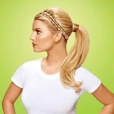 braid band hairdo ken paves braid band synthetic