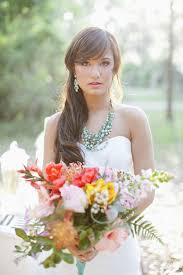 statement necklace wedding images Unique and bold bridal accessories that will make a real statement jpg