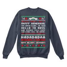 happy hanukkah sweater a happy hanukkah central perk christmas sweater