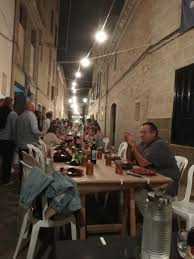 a yearly feast that closes down an entire spanish town kitchn