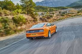 ford mustang europe price 2018 ford mustang revealed for europe automobile magazine