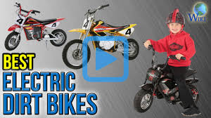 razor mx650 dirt rocket electric motocross bike top 7 electric dirt bikes of 2017 video review