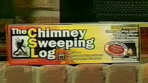 2002 commercial chimney sweeping log ideal for fireplaces