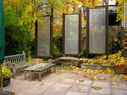 Backyard Screens Outdoor by Garden Design Garden Design With Privacy Screen Ideas On