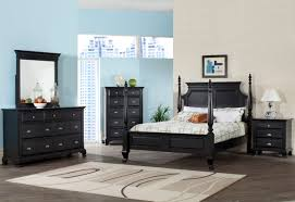 Bedroom Furniture Sets Black Queen Black Bedroom Set Sears