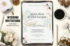 wedding invitation designs 50 wonderful wedding invitation card design sles design shack