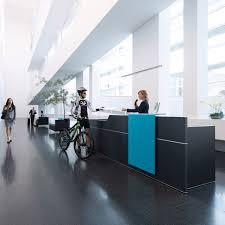 Contemporary Reception Desks by Sedus Reception Desk Modern Reception Desks Apres Furnitures