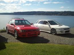 rally subaru wagon michael u0027s rally blue wagon subaru impreza gc8 u0026 rs forum