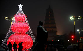 best christmas lights in the world how is christmas celebrated around the world