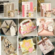 Origami Gift Wrapping Creative Diy Paper Box Kit For Kids Gift Wedding Birthday Favors 8
