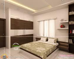 Simple Apartment Interior Design Kerala Home  Pretentious - Indian house interior designs