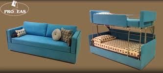 Sofa That Converts Into A Bunk Bed Twinny Morphs Into Bunk Bed Just Like Its Predecessor Coupe
