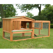 rabbit hutches ebay