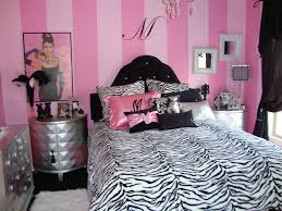 marvelous black and pink bedroom ideas in interior design