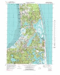 New Orleans Elevation Map by Orleans Topographic Map Ma Usgs Topo Quad 41069g8
