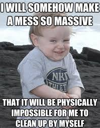 Toddler Meme - trustless terrorizing toddler funny memes and gifs on thechive com