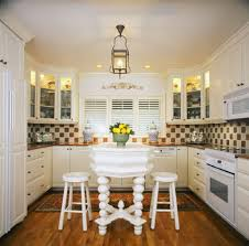eat in kitchen vs dining room white countertop green soft foam