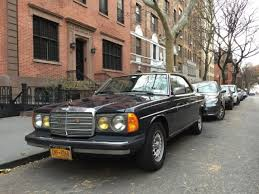mercedes service records mercedes 300 series coupe 1985 midnight blue for sale