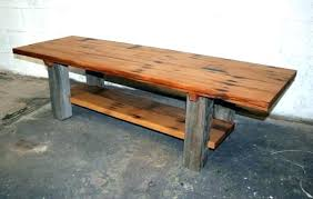 reclaimed wood entry table reclaimed wood entry table rustic wood console table rustic entry