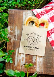 pretzel bags for favors pin by mavora on mavora wedding products weddings