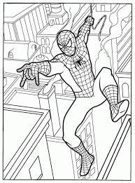 spiderman color sheet contegri com