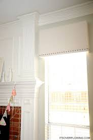 How To Make Window Cornice Best 25 Cornice Boards Ideas On Pinterest Curtains With Valance