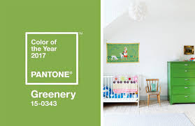 2017 Color Of The Year Pantone Pantone U0027s Colour Of The Year 2017 Greenery In Kids U0027 Rooms