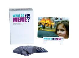 Meme Game - what do you meme adult party game card games canada