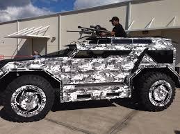 hunting truck decals zombie apocalypse